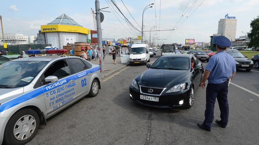 В Госдуме предлагают повысить штрафы для владельцев дорогих машин
