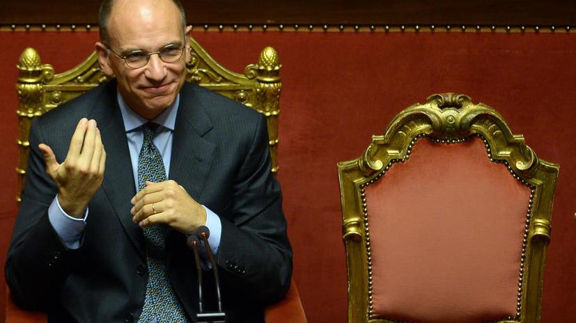 Итальянский парламент решит, доверять ли правительству без Берлускони