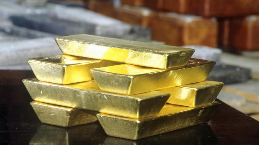 В 2013 году Китай стал крупнейшим в мире потребителем золота