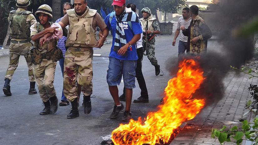 В Египте за сутки арестованы более тысячи «Братьев-мусульман»