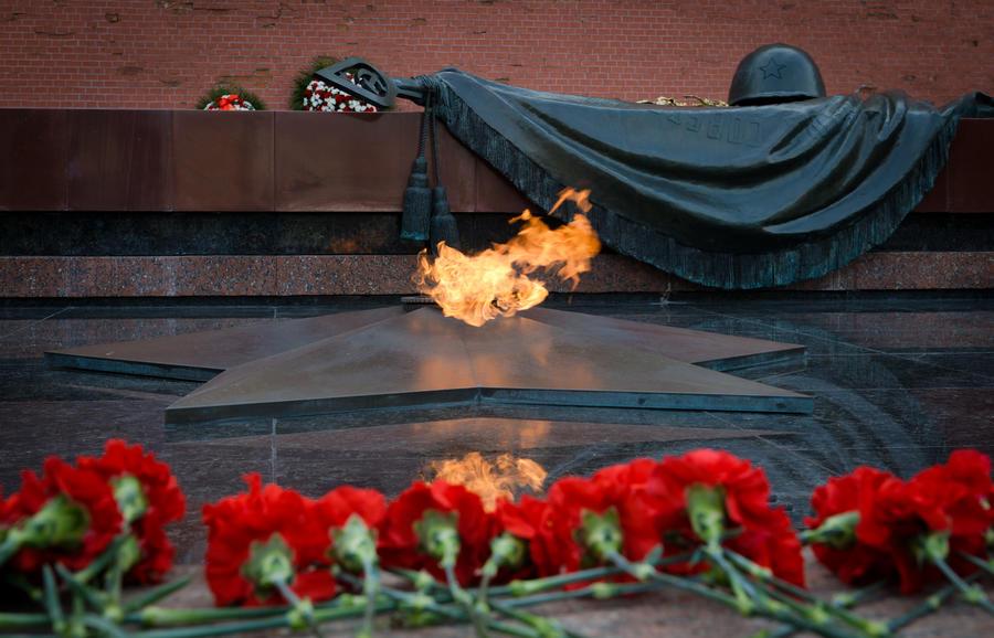 Сегодня в России впервые отмечают День Неизвестного Солдата