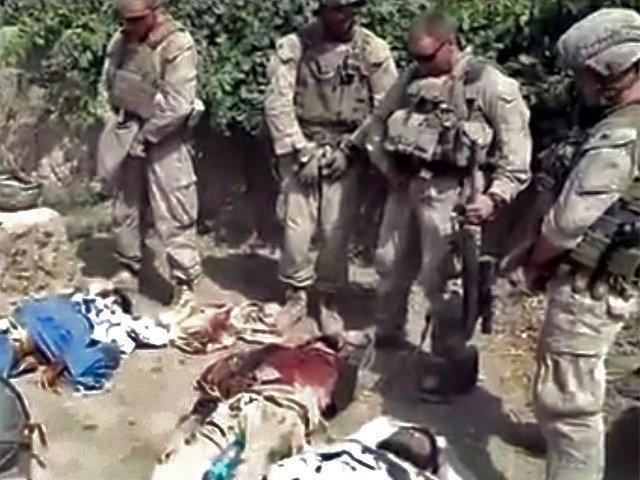 Ещё один американский морпех понижен в звании за осквернение трупов афганцев