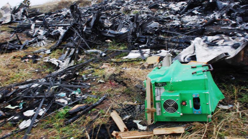 СК РФ: Заявление о причастности украинских военных к уничтожению Boeing 777 подтвердил детектор лжи