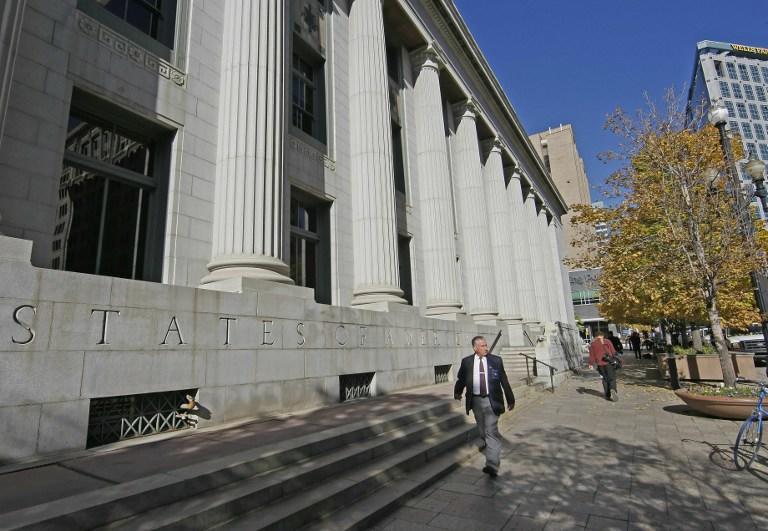 В Солт-Лейк-Сити судебный пристав застрелил подсудимого, напавшего на свидетеля