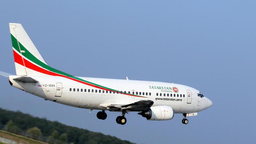 Минтранс: Boeing в Казани упал из-за критического снижения скорости