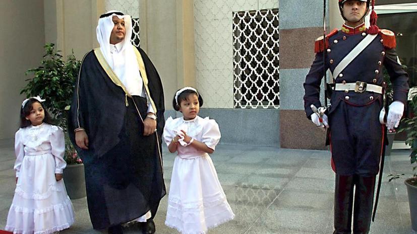 Саудовскую принцессу обвинили в торговле людьми