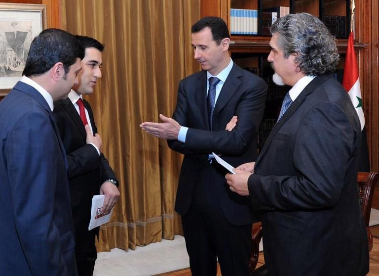Башар Асад: я не покинул Сирию и не умер