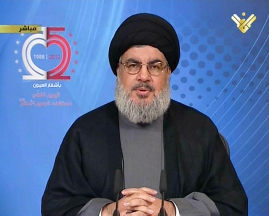 Глава «Хезболлы»: главным препятствием на пути к «Женеве-2» является позиция Саудовской Аравии