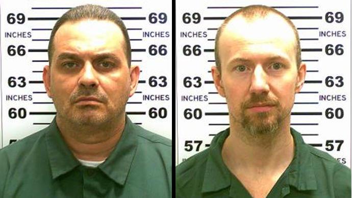 «Хорошего дня»: полиция США разыскивает двух убийц, сбежавших из тюрьмы строгого режима