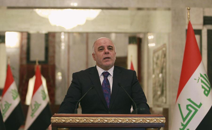 Премьер-министр Ирака: Большую часть нефти ИГ сбывает через Турцию
