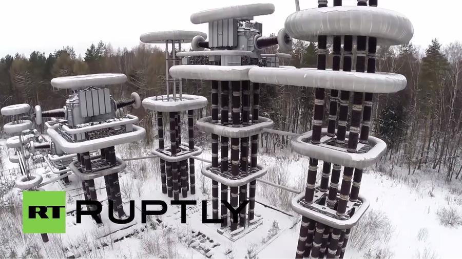 Секретные города и постройки СССР: RT публикует подборку лучших съёмок с воздуха