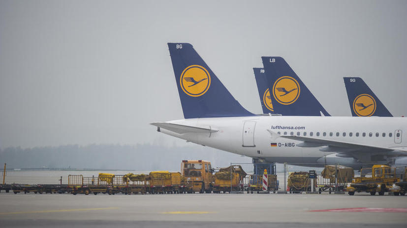 Авиакомпания Lufthansa спровоцировала шведов сменить имена