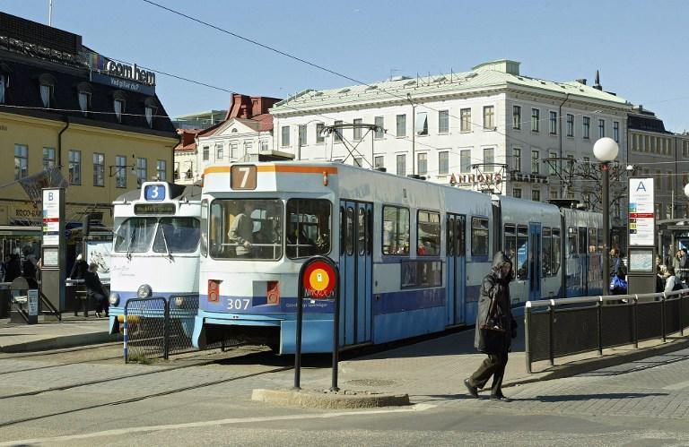 Пьяный украинец угнал трамвай