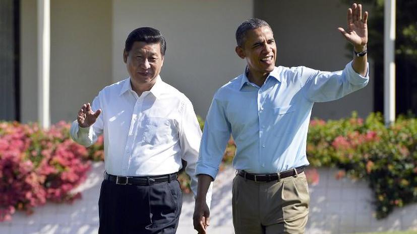 Барак Обама: Американо-китайские переговоры прошли восхитительно