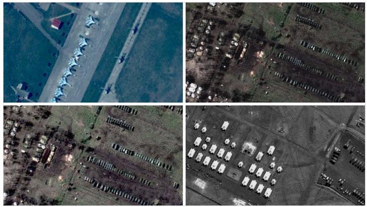 Генштаб РФ: Снимки НАТО с якобы российскими войсками у границы Украины сделаны в 2013 году