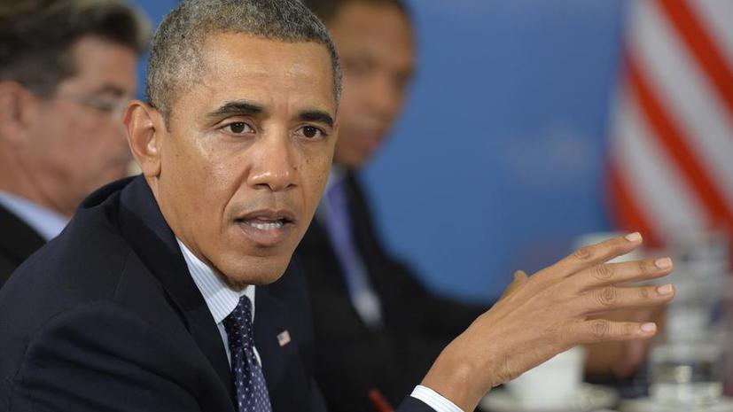 Барак Обама даст три интервью американским телеканалам по ситуации в Сирии