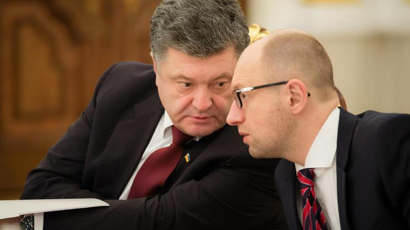 Американские СМИ: За год новой власти коррупции на Украине меньше не стало