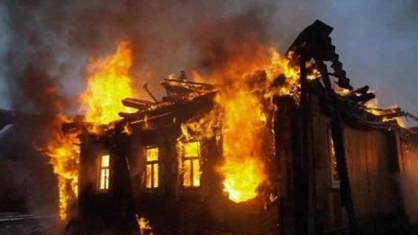 Пять человек погибли, порядка 900 домов повреждены в результате пожаров в Хакасии
