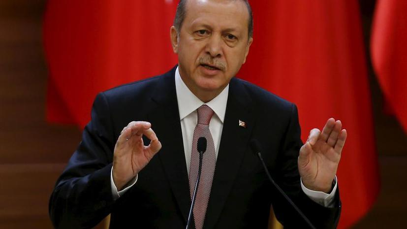 Политолог: Обвиняя Россию, Эрдоган действует по лекалам западной пропаганды