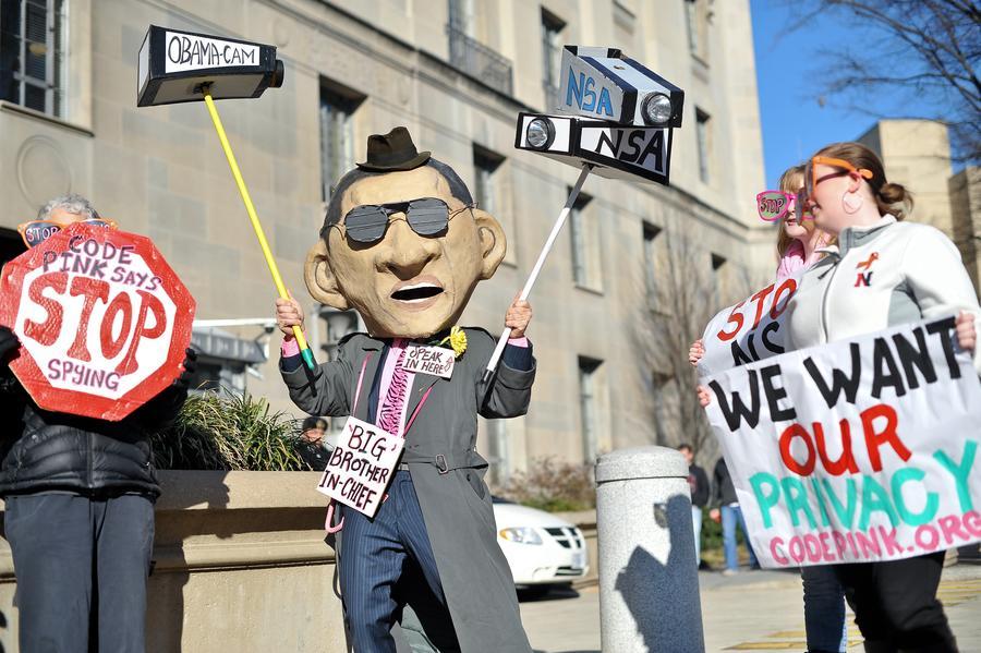 Республиканская партия США считает  тотальную слежку за американцами грубым нарушением прав и свобод