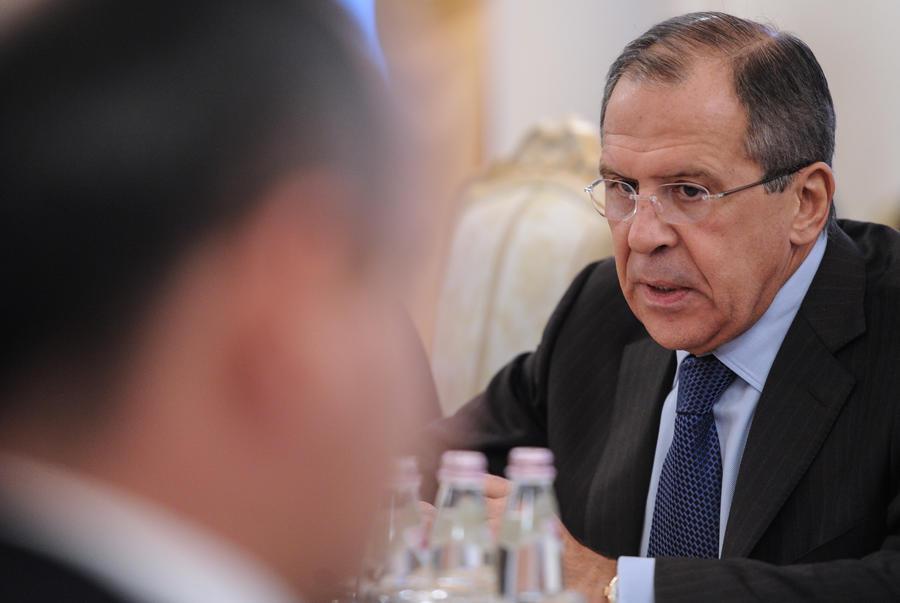 Сергей Лавров: Мы стремимся предотвратить угрозу взрыва на Ближнем Востоке
