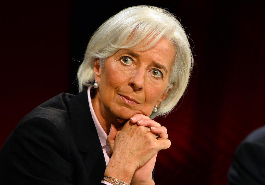 Глава МВФ: Украине следует  воздержаться от публичных требований многомиллиардной внешней помощи