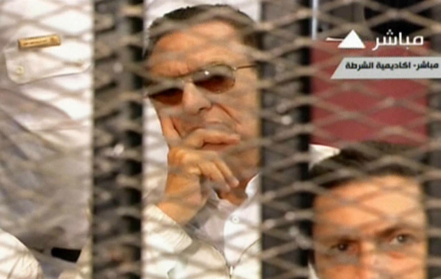 Экс-президент Египта может выйти на свободу к концу недели