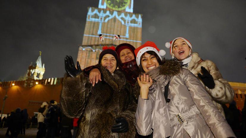 В Госдуме вновь предложили сократить новогодние каникулы