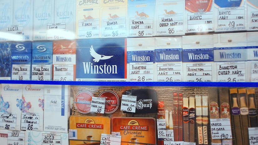 СМИ: В России запретят некурительные табачные изделия и изменят оформление пачек сигарет