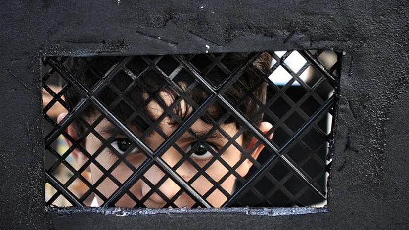 Каждый десятый воспитанник детских колоний в США подвергается сексуальному насилию