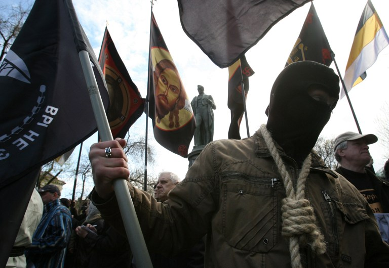 В России штрафы за демонстрацию нацистской символики выросли в 50 раз