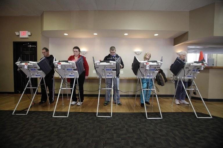 Американские мусульмане проголосовали за Обаму