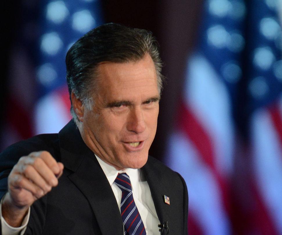 Митт Ромни сравнил президентскую кампанию в США с «русскими горками»
