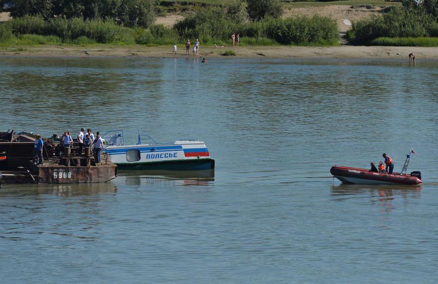 Количество пострадавших при кораблекрушении на Иртыше увеличилось до 53 человек
