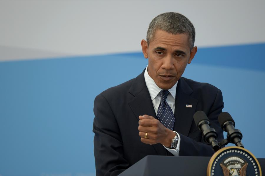 Российский сенатор предлагает лишить Обаму Нобелевской премии мира