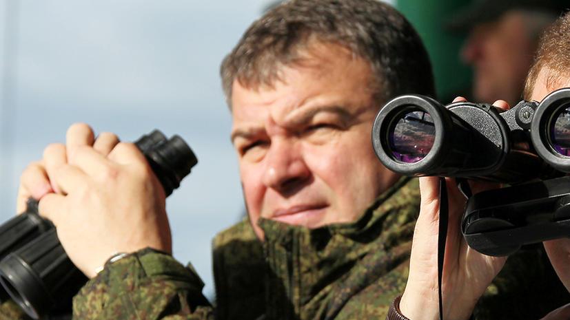Сердюкова допросили по эпизоду о строительстве дороги к объекту родственника