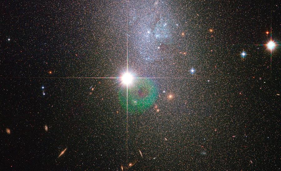 Астрономы обнаружили старейшую звезду во Вселенной