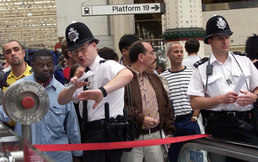 Среди британцев зарегистрирован рекордный уровень антимигрантских настроений