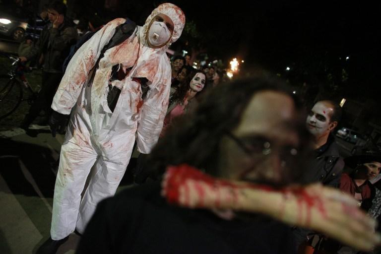 «Зомби-вирус»: грипп подчиняет своей воле людей