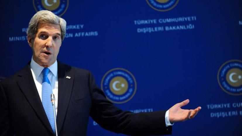 США пошлют в Сирию еще больше нелетального оружия