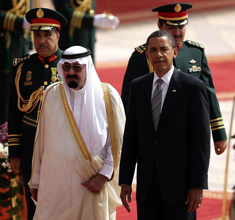 США помогали Саудовской Аравии шпионить за гражданами страны