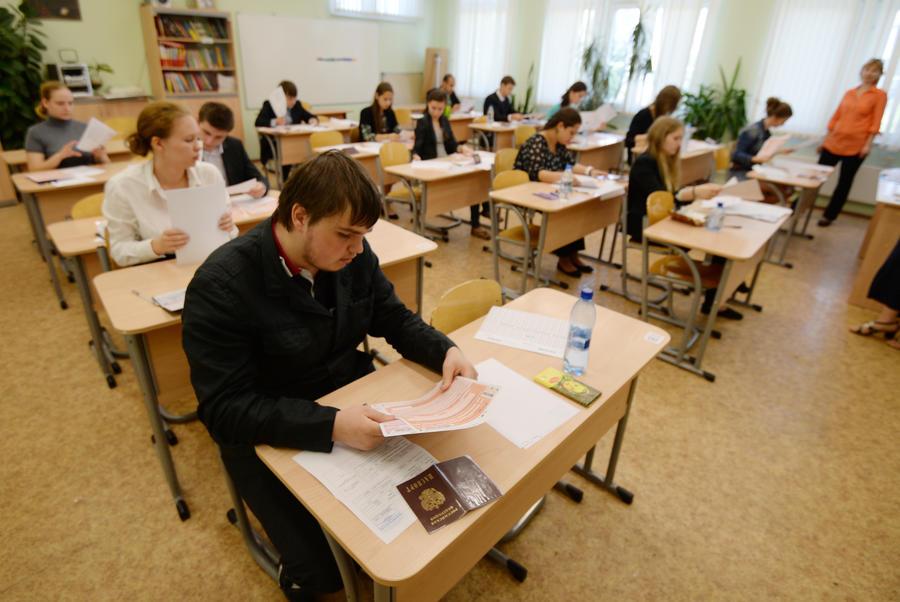 Крымские выпускники смогут поступать в российские вузы без сдачи ЕГЭ