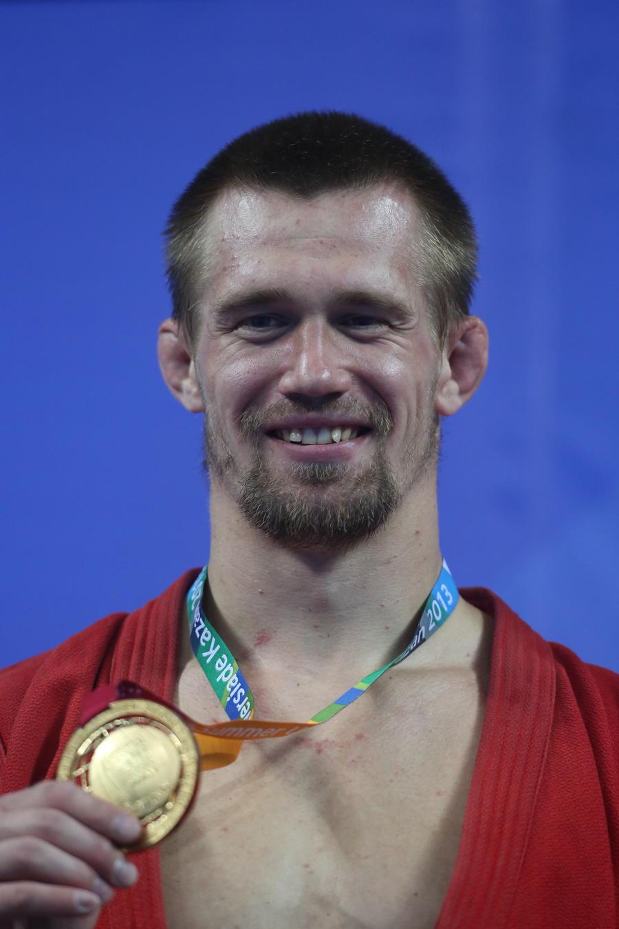 Сборная России завоевала сотую золотую медаль на Универсиаде в Казани