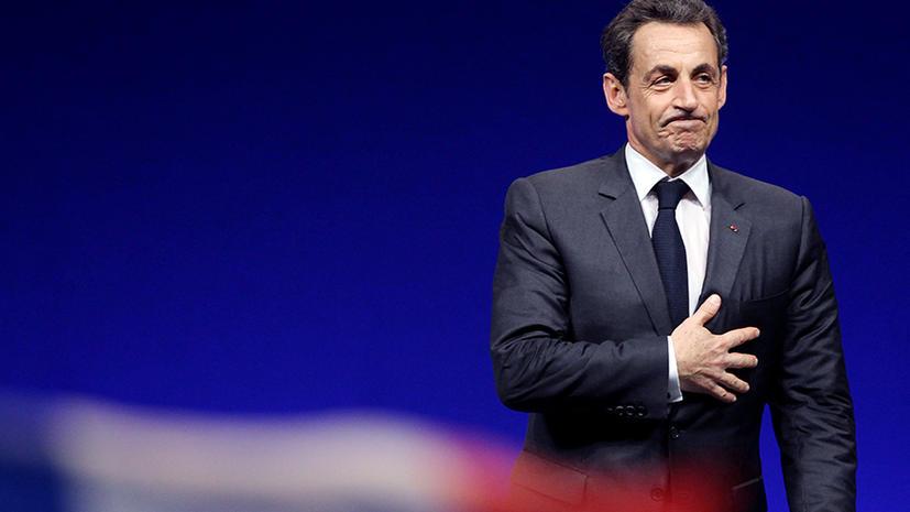Против Саркози инициировано новое расследование
