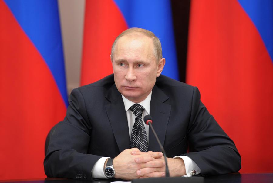 Владимир Путин: Не менее 15% территории России находится в неудовлетворительном экологическом состоянии