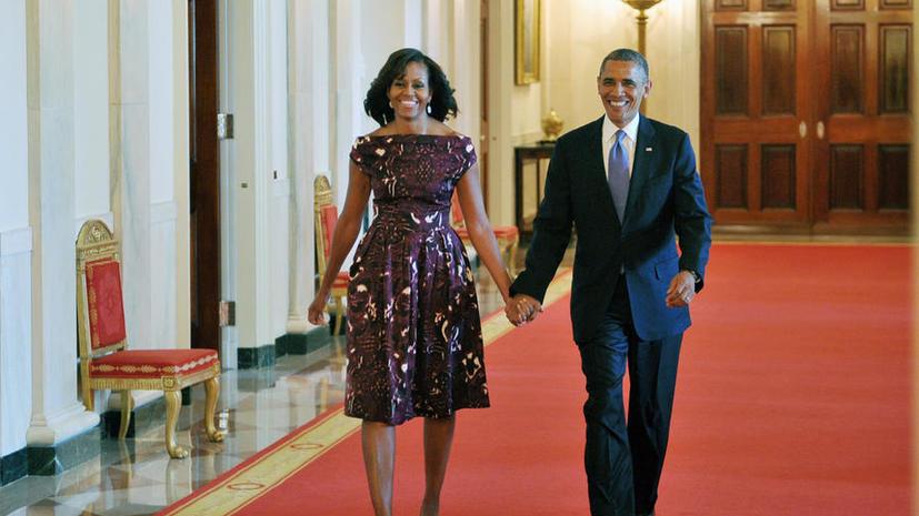 Барак Обама бросил курить, чтобы не разгневать супругу