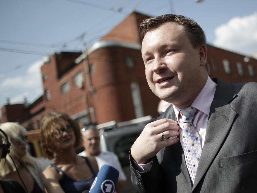Представитель ЛГБТ-сообщества рассчитывает на встречу с Владимиром Путиным