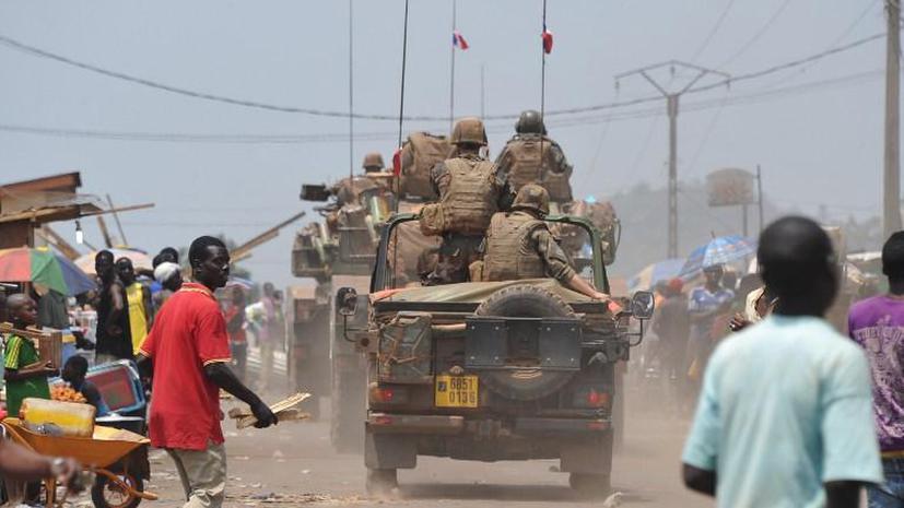 Парламент Франции проголосовал за продление военной операции в Центральноафриканской Республике