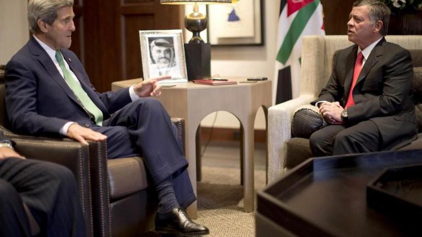 Джон Керри: Конференция по Сирии необходима ради мира