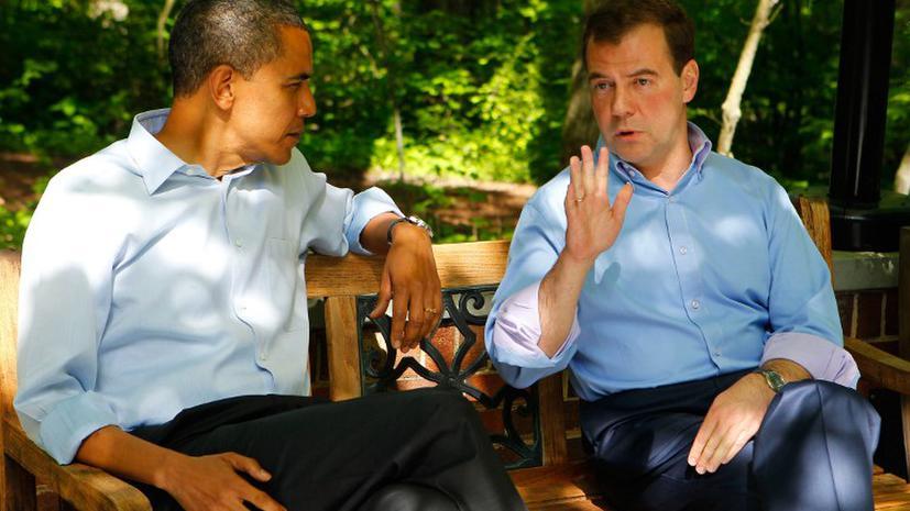 Созданная Медведевым и Обамой комиссия может приостановить работу из-за «списка Магнитского»